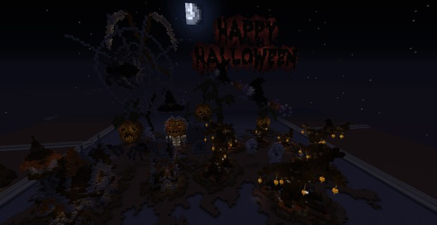 Halloween decoration pack