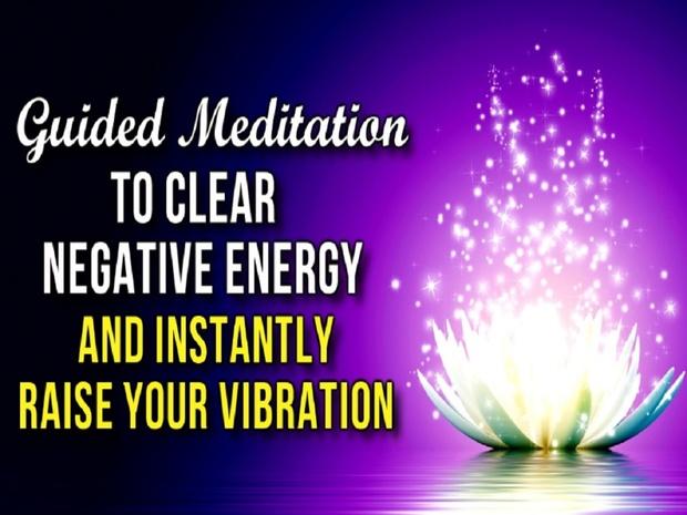 Purification Meditation - Clear Negative Energy and Raise Your Vibration