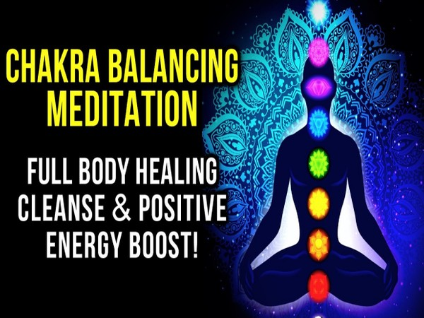 """UNBLOCK ALL 7 CHAKRAS"" Chakra Balancing & Aura Cleansing Binaural Beats Meditation Music (528 Hz)"
