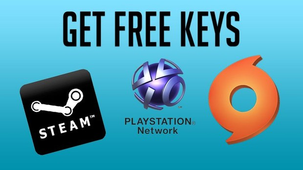[Ebook][English Version] Free Steam/Origin/Psn ... Keys