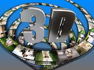 Blufftitler Template : 3D Filmstrip