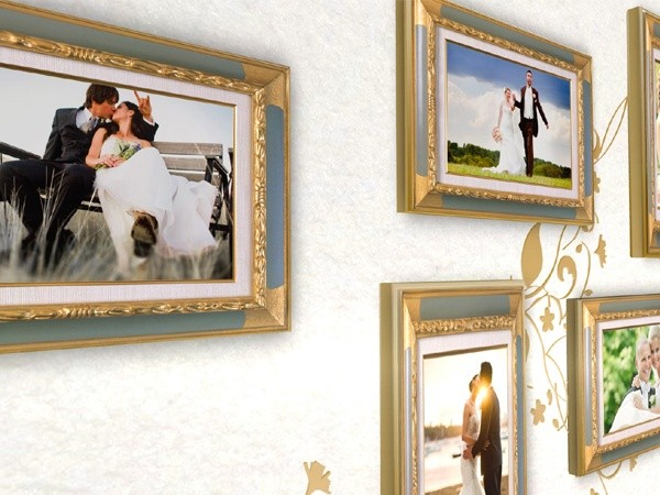 Blufftitler Template: Wedding Style 04