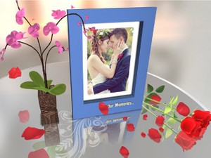 Blufftitler Template: Wedding Style 01