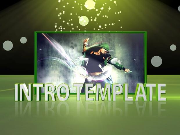 Blufftitler Template : Intro PRO - Style 16