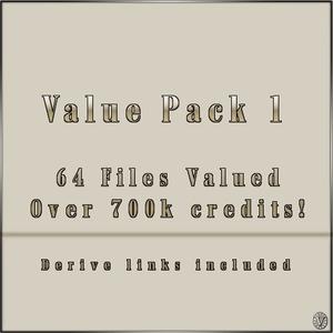 *VP* Value Pack 1