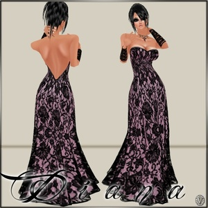 *VP* Diana Gown
