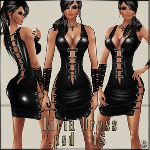 *VP* Livia Dress