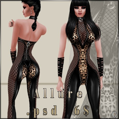 *VP* Allure Suit (SOLD OUT)