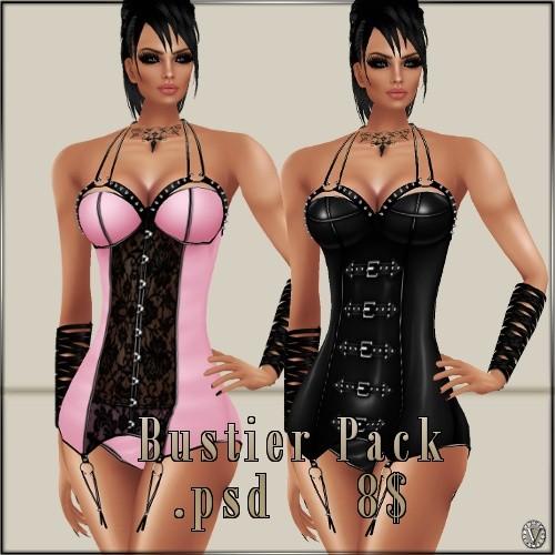 *VP* Bustier Pack