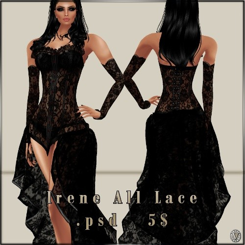 *VP* Irene All Lace