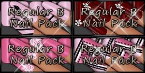 *VP* Regular B Nail Pack