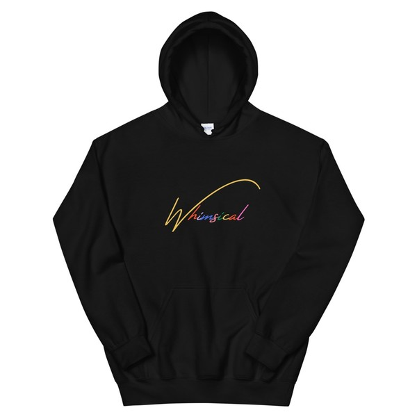 Colourful Whimsical - Hoodie