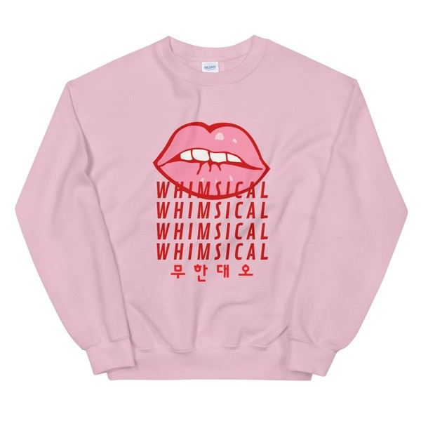 Whimsical - Crewneck Sweatshirt