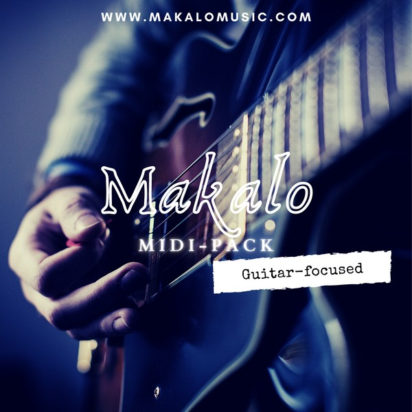 Makalo Midipack - Guitar-focused