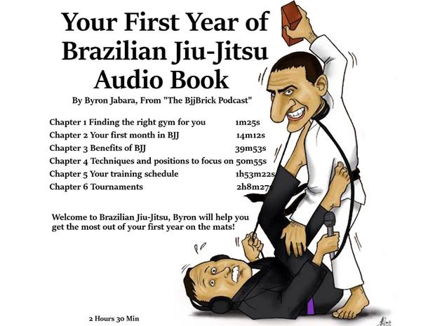 Your 1st Year of Brazilian Jiu-Jitsu