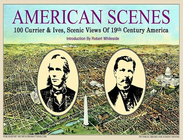 AMERICAN SCENES (epub format)