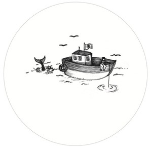 Barco y Botella - Taumátropo
