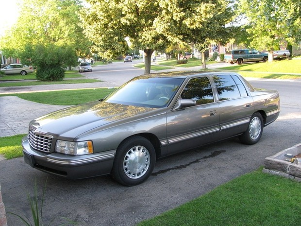 Cadillac Deville 1996 to 1999 Factory Service Workshop repair manual