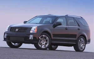 Cadillac SRX 2004 2005 2006 2007 2008 2009 Factory Workshop service repair manual