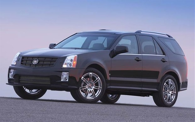 Cadillac SRX 2004 2005 2006 2007 2008 2009 Factory Workshop service repair manual