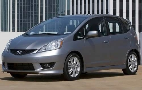 Honda FIT 2009-2011 Service Workshop repair manual