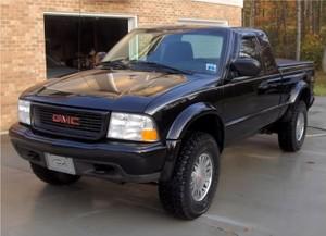 Chevrolet S10 - GMC Sonoma 1994 to  2004 Service Repair workshop Manual