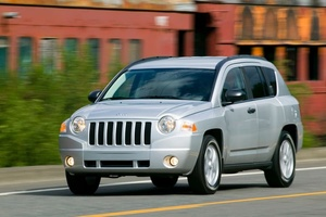 Jeep Patriot - Jeep Compass 2007-2010 2.0L, 2.4L Service Workshop repair manual