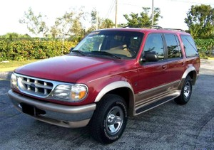 Ford Explorer 2000 2001 2002 2003 2004 2005 service SHOP repair manual