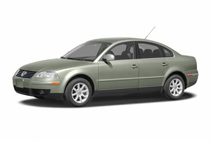 Volkswagen Passat 2003 to 2005 Factory Service Workshop repair manual