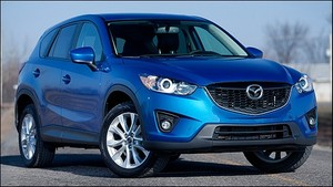 Mazda CX5 2014-2015 Service Workshop repair manual