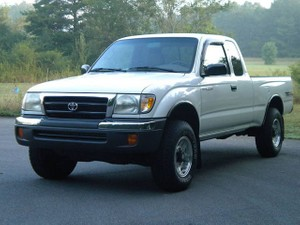 Toyota Tacoma 1995 1996 1997 1998 1999 2000 Factory Workshop service repair manual