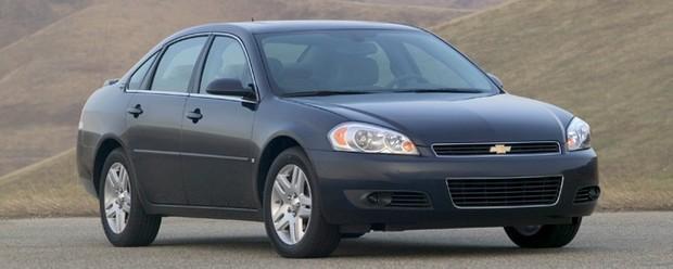 Chevrolet Impala 2006 to 2011 Factory Service Workshop repair manual