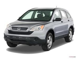 Honda CRV 2007 to 2010 Service Repair workshop Manual