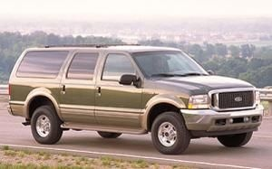 Ford Excursion 2000 2001 2002 2003 2004 2005 Factory Service manual PDF