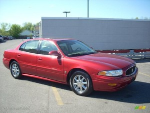 Pontiac Bonneville - Buick Le Sabre 2000-2005 Factory Service Workshop repair manual