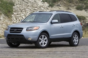 Hyundai Santa Fe 2008 Factory Service Workshop repair manual