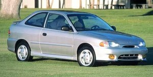 Hyundai Accent 1996 Factory Workshop Service Repair manual