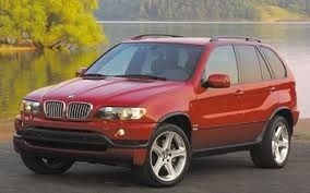BMW X5 2000 2001 2002 2003 2004 Factory service repair manual