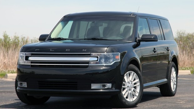 Ford Flex 2013 to 2015 Factory Service Workshop repair manual