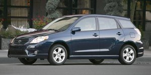 Toyota Matrix 2007 2008 Factory Workshop service repair manual