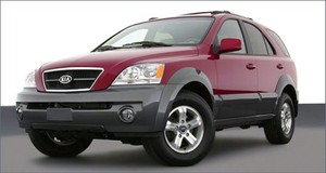 KIA Sorento 2003 Factory Service Workshop repair manual