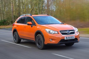 Subaru XV CrossTrek 2013-2014 Factory Service Workshop repair manual