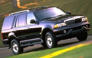 Ford Expedition - Lincoln Navigator 1997 to 2002 Factory Service Workshop repair manual