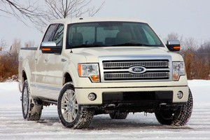 Ford F150 2009-2010 Factory Shop service repair manual