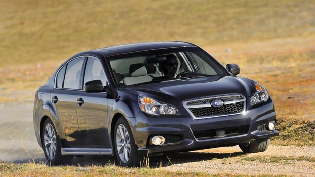 2010 subaru outback workshop manual