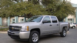 Chevrolet Silverado - GMC Sierra Hybrid 2009 to 2010 Factory Service Workshop repair manual