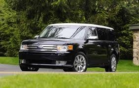 FORD FLEX 2009-2010 Factory SHOP service repair manual