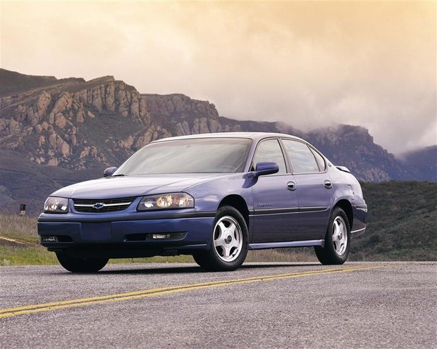 Chevrolet Impala 1995 to 1999 Factory Service Workshop repair manual