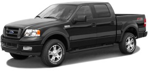 Ford F150 - Lincoln MARK LT 2004 to 2008 Factory Service Workshop repair manual