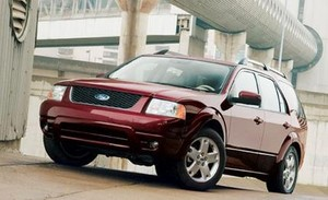 Ford Freestyle 2005 to 2010 Factory Service Workshop repair manual